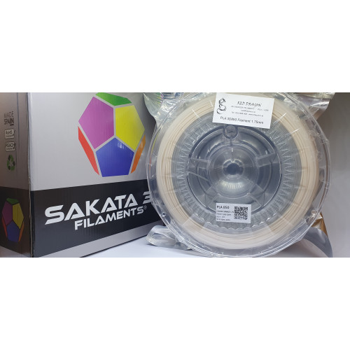 PLA3D850 MIX Color White-Natural 210417 1.75mm