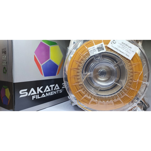 PLA3D850 MIX Color Orange 210418 1.75mm